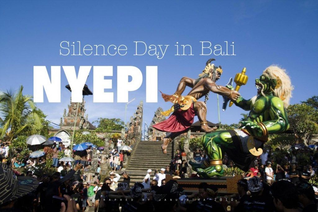 bali s day of silence and hindu new year prasi hospitality bali s day of silence and hindu new